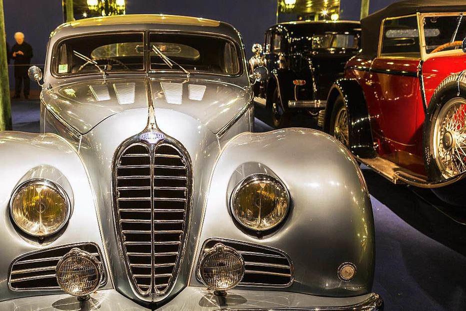 Automobilmuseum Mulhouse - Mulhouse (F)