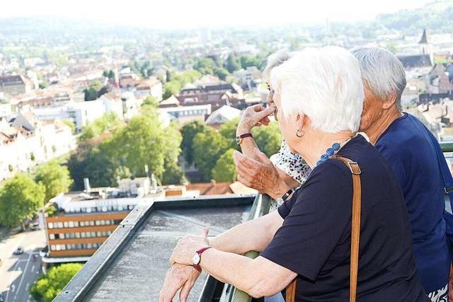 Senioren in Lörrach: Viele Pflegebedürftige ziehen weg