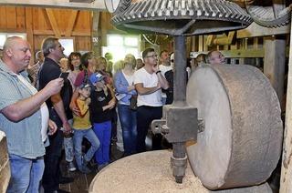 Glatzenmühle Seelbach öffnet am deutschen Mühlentag