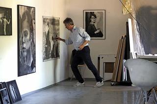 Kunstsonntag mit 16 offenen Ateliers in der alten Schöpflin-Fabrik in Lörrach-Brombach