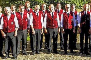 Jahreskonzert des Männergesangvereins in der Schwarzwaldhalle