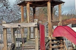Spielplatz im Wolfischbühl