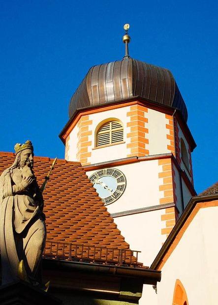 Wallfahrtskirche Mariä Himmelfahrt (Kirchhofen) - Ehrenkirchen