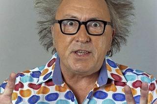 """Urban Priol gastiert mit """"gestenheutemorgen"""" im Basler Theater Fauteuil"""