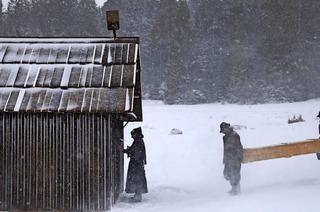 Filmgespräch zu Schneeblind
