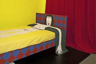 Das Migros Museum in Zürich zeigt in einer Retrospektive Werke von Teresa Burga