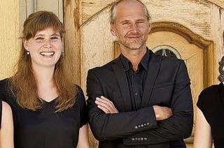 Das Flauto Consort Freiburg konzertiert beim Ebneter Kultursommer
