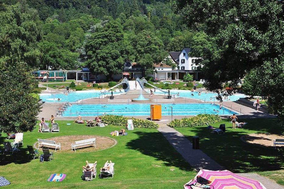 Sport- und Freizeitbad - Badenweiler