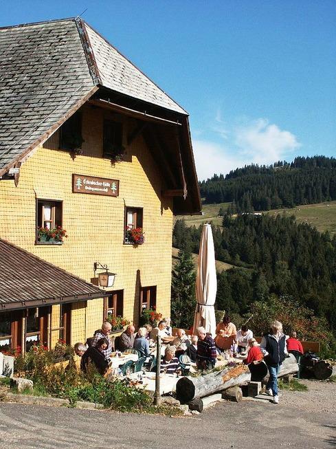 Erlenbacher Hütte - Oberried