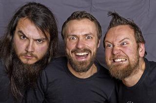 Die Heißen Projektile stellen ihr neues Album im Lahrer Schlachthof vor