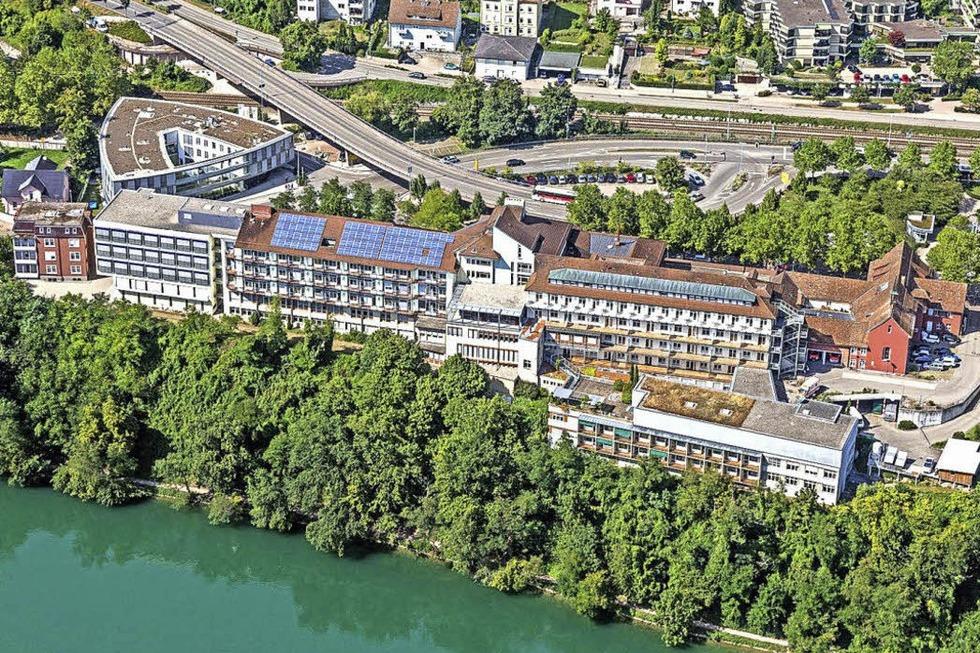 Spitäler Hochrhein - Waldshut-Tiengen