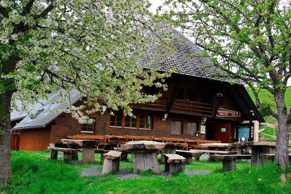 Rappenecker Hütte - Oberried