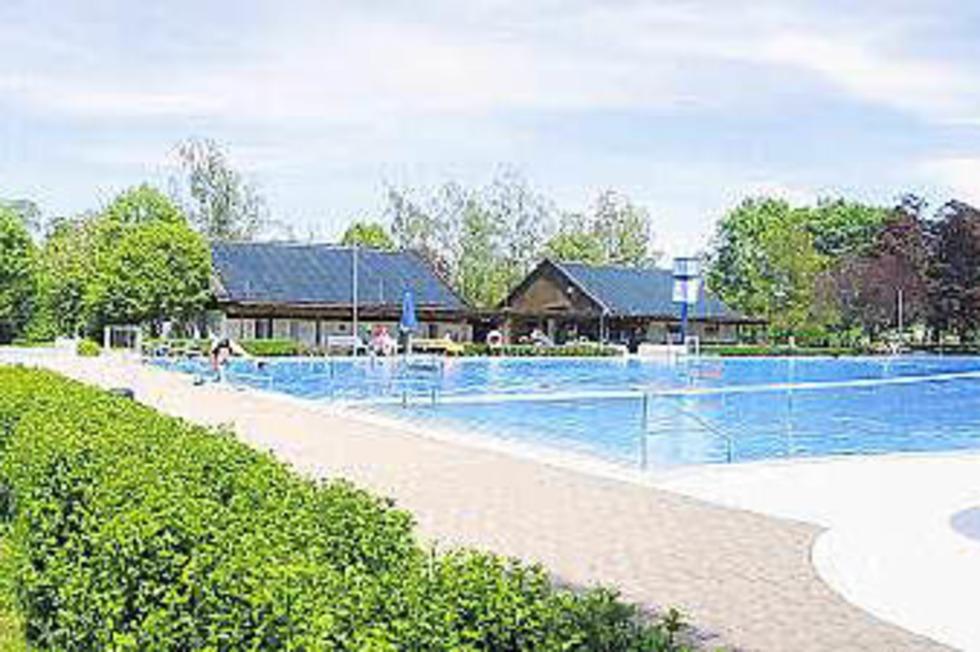 Parkschwimmbad - Donaueschingen