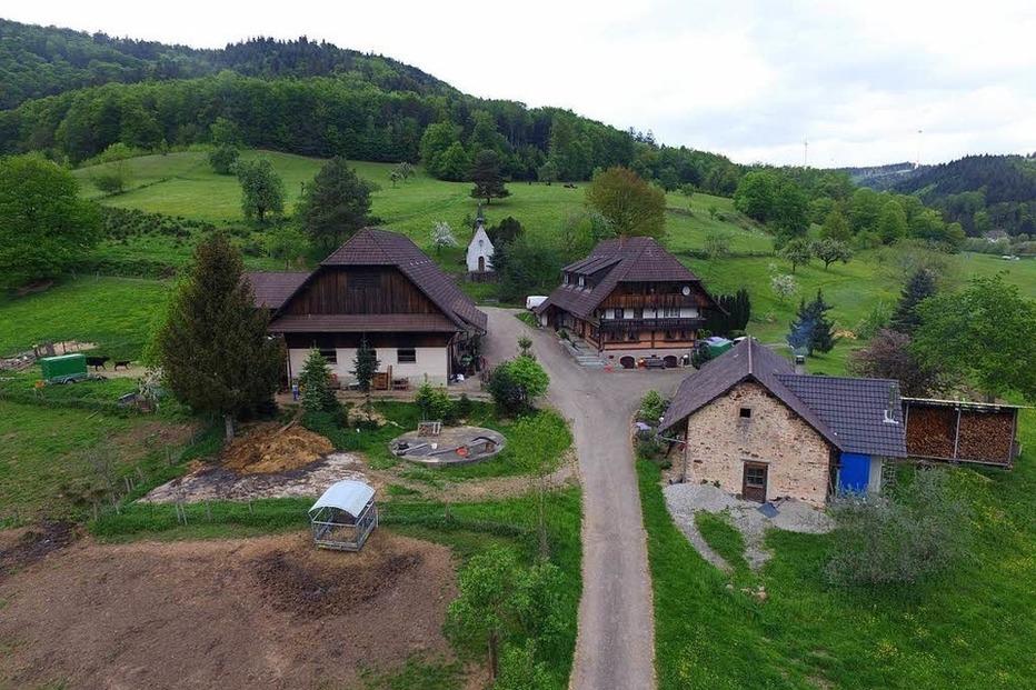 Beckekarlihof (Reichenbacher Gereut) - Lahr