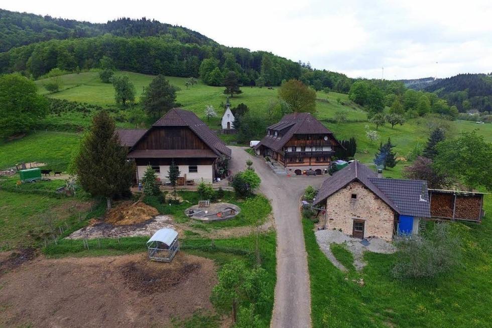 Beckekarlihof (Reichenbach) - Lahr