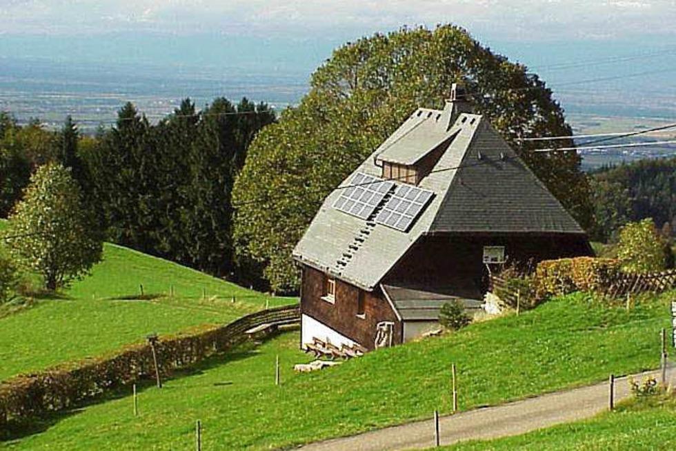Berglusthaus - Bollschweil