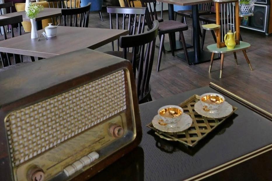 Café-Konditorei Sahnehäuble - Bad Krozingen