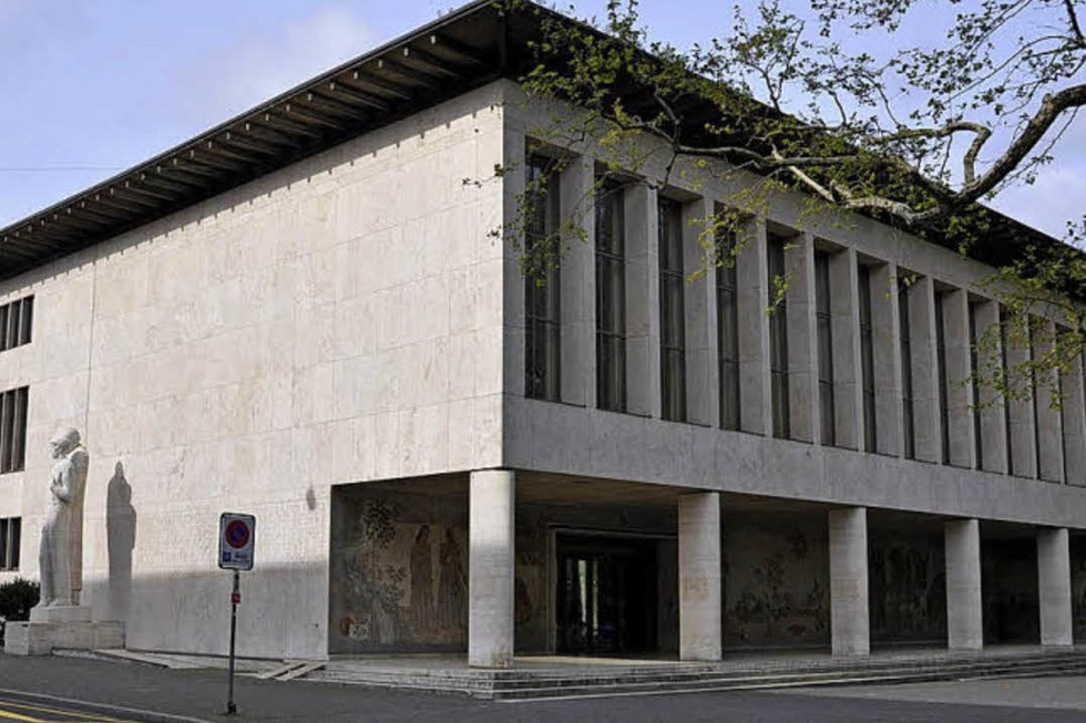 Kollegienhaus am Petersgraben - Basel