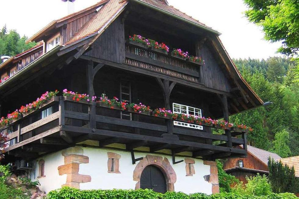 Martinsteinhiesli (Reichenbach) - Gengenbach