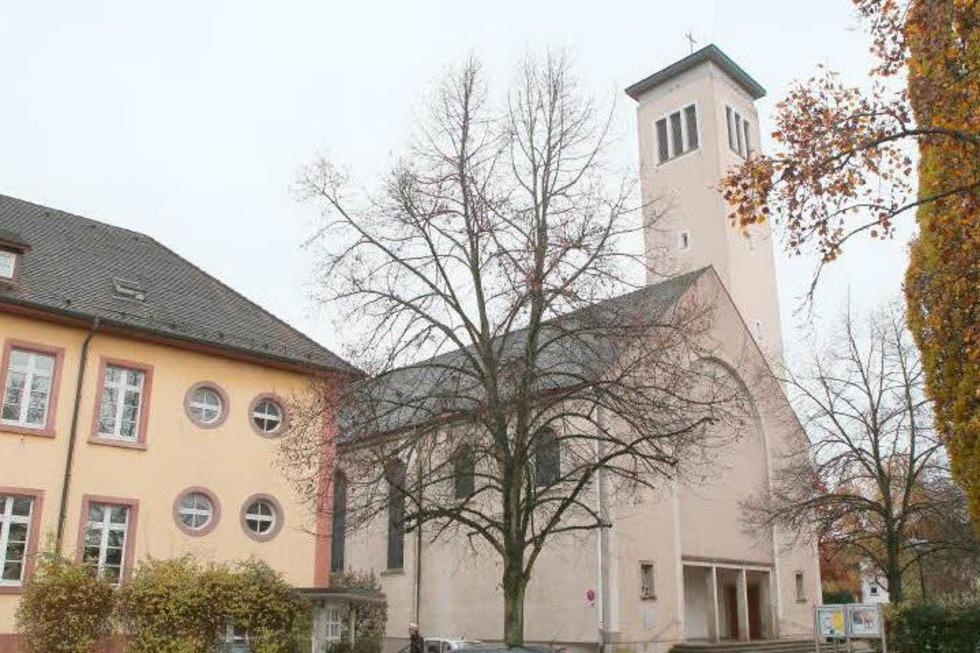 Kath. Kirche Sancta Maria - Lahr