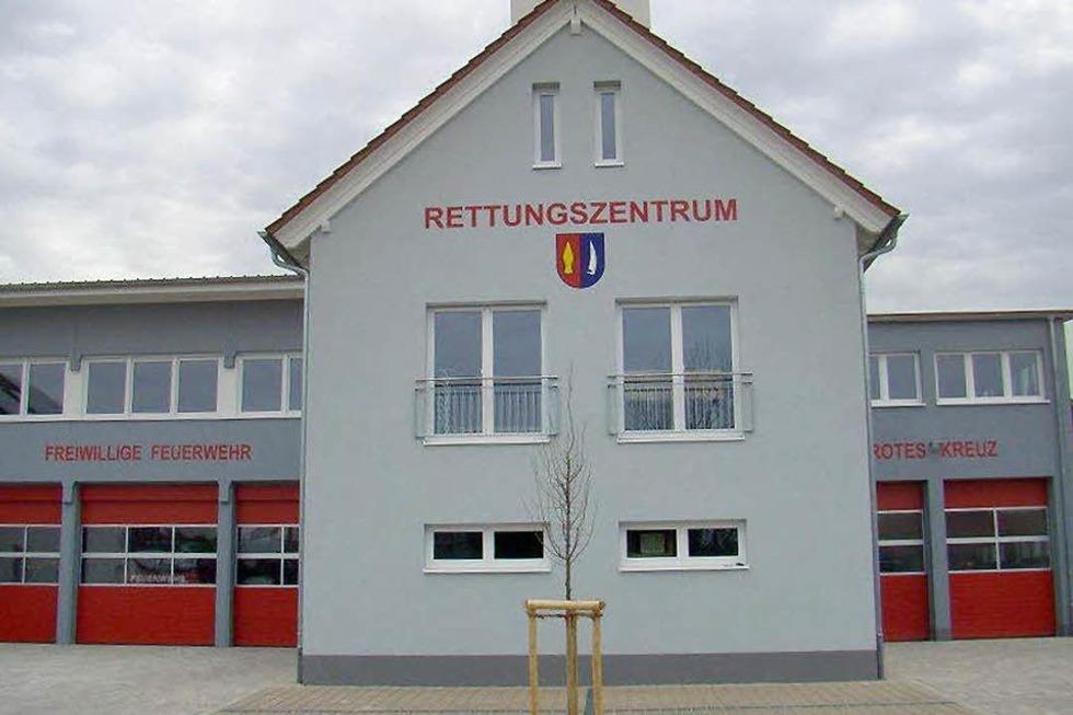Rettungszentrum - Wyhl