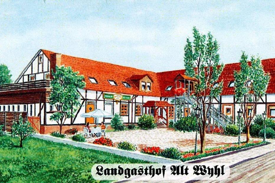 Landgasthof Alt Wyhl - Wyhl am Kaiserstuhl
