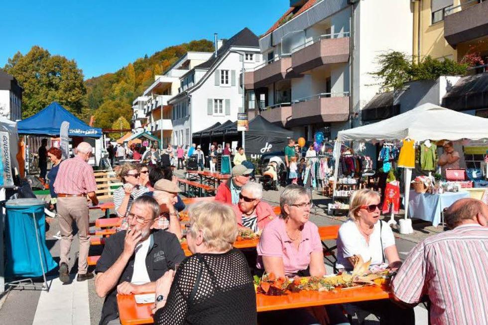 Gartenstraße Wyhlen - Grenzach-Wyhlen