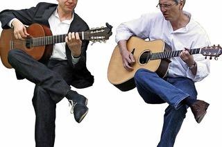 Das Duo Jasner & Fuchs kommt mit Songs von Gershwin bis Hendrix nach Offenburg
