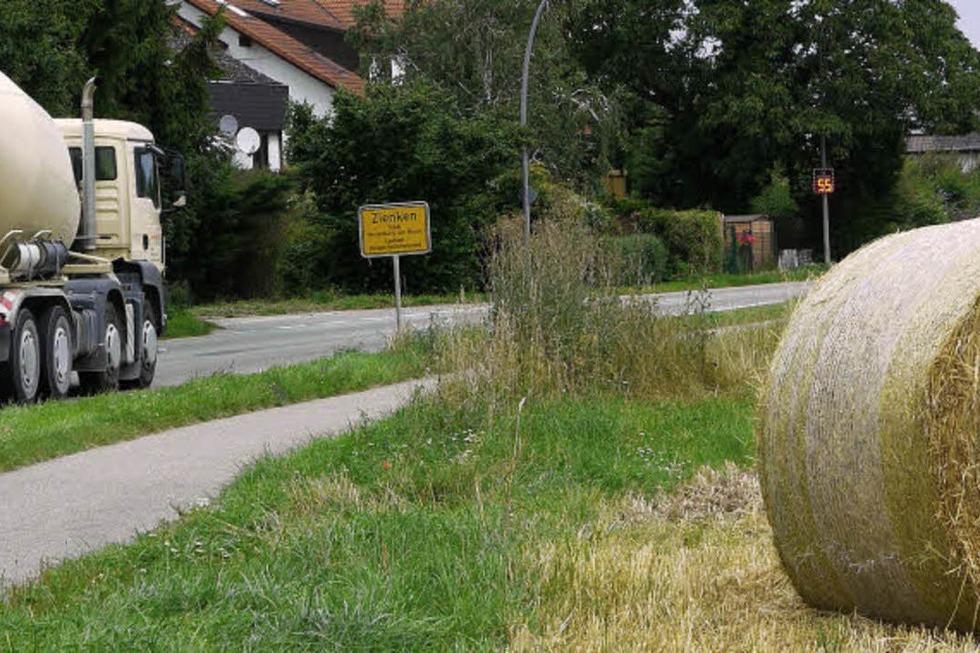 Ortsteil Zienken - Neuenburg am Rhein