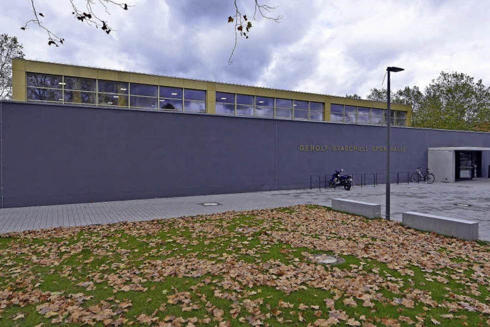 Gerolf-Staschull-Sporthalle - Freiburg