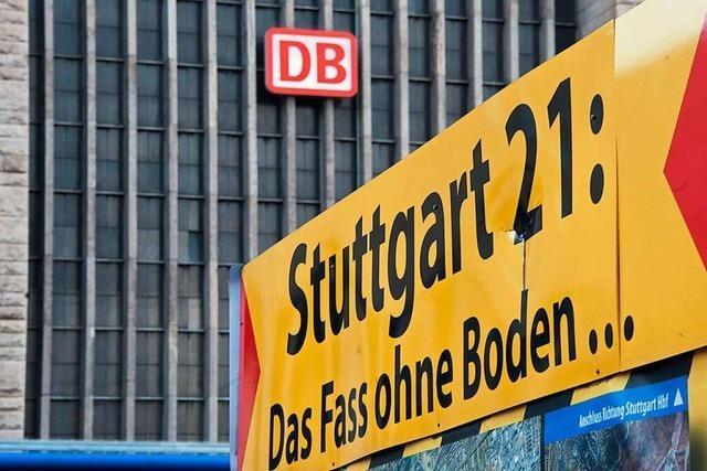 Thilo Sarrazin wirft DB-Spitze Misswirtschaft bei Stuttgart 21 vor
