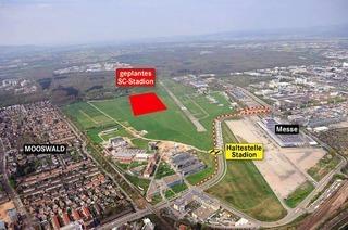 So geht es weiter bei der Planung für das neue SC-Stadion