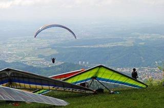 Deutsche Meisterschaft der Drachenflieger: Dritter Titel für Roland Wöhrle