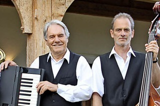 Black-Forest-Jazz-Band in Titisee-Neustadt