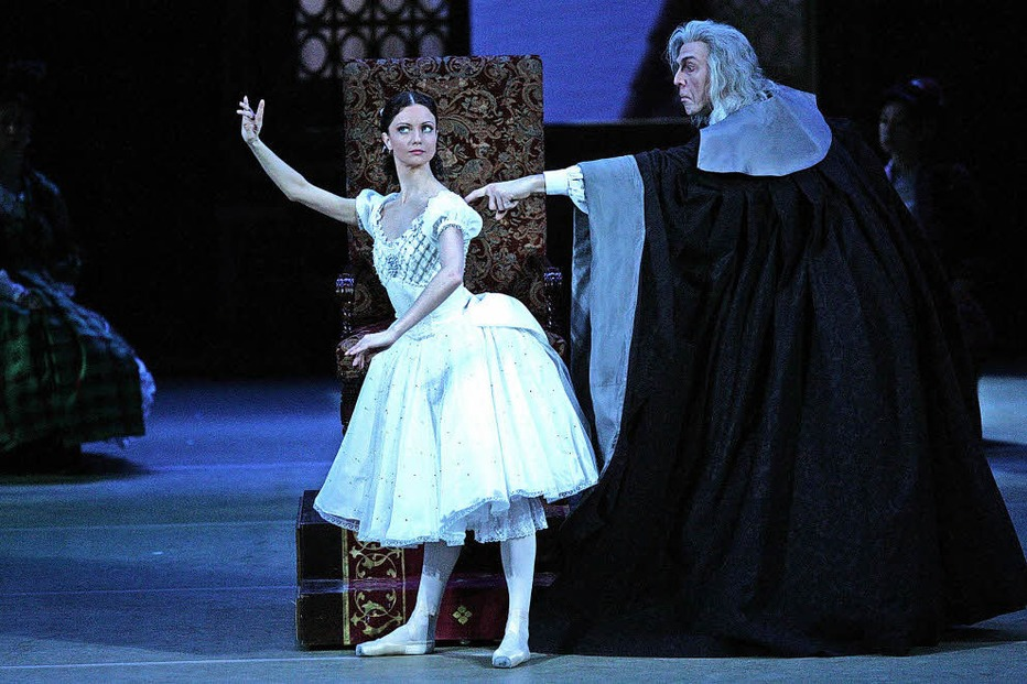 """""""Coppelia"""" live aus dem Bolshoi Ballett in Moskau im Union Filmtheater in Lörrach - Badische Zeitung TICKET"""