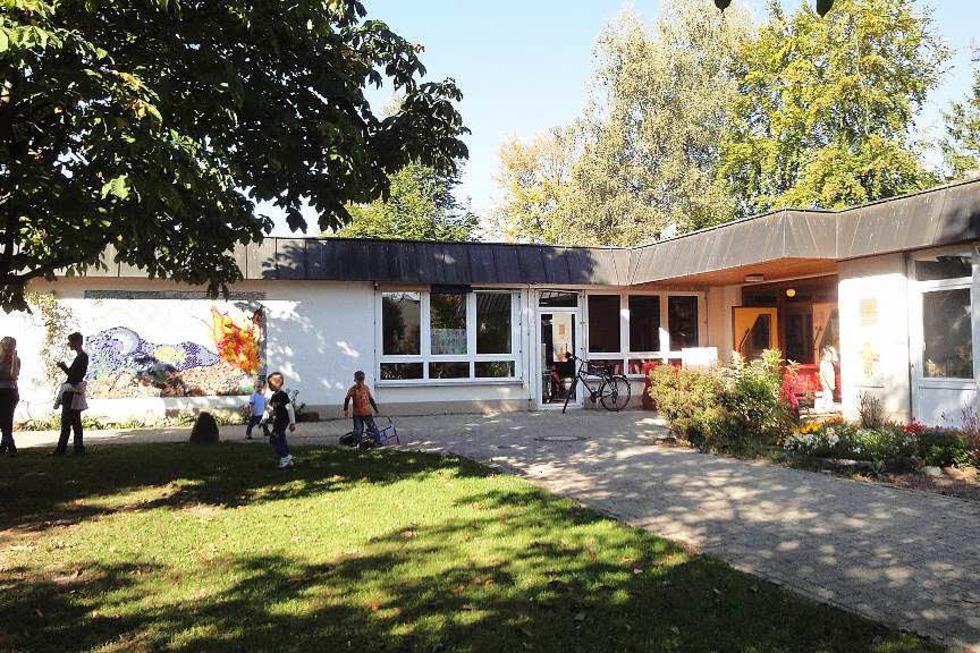 Ev. Fröbelkindergarten - Steinen