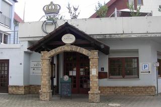 Gasthaus-Pizzeria Krone Neuershausen (geschlossen)
