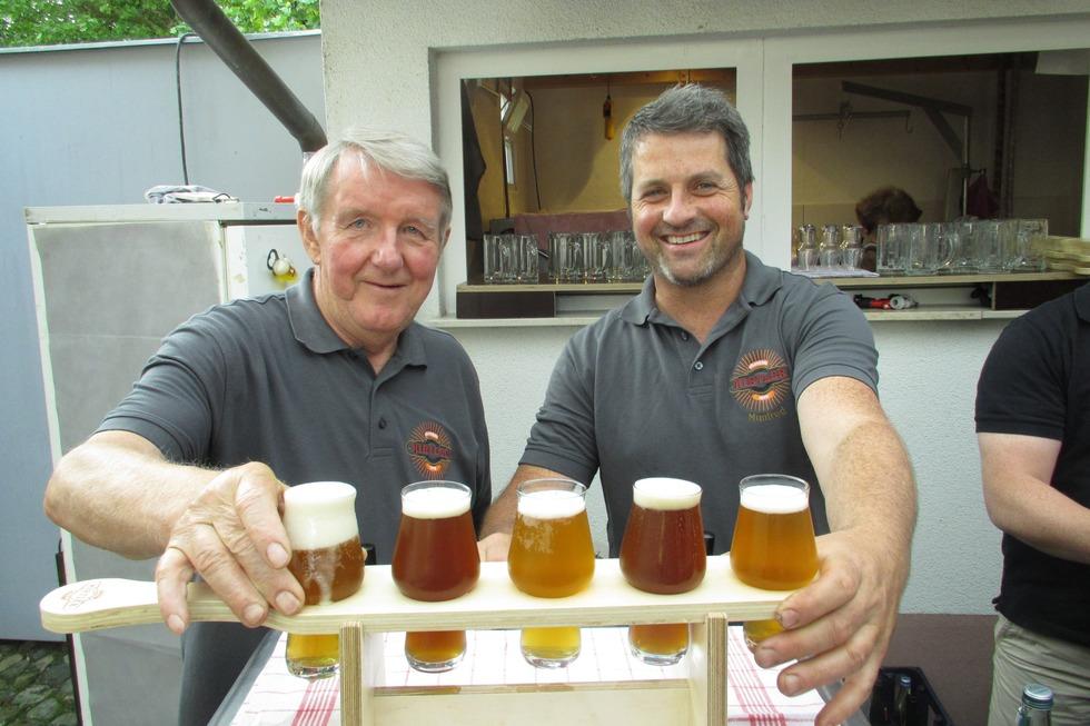Brauerei Hirtler (Neuershausen) - March