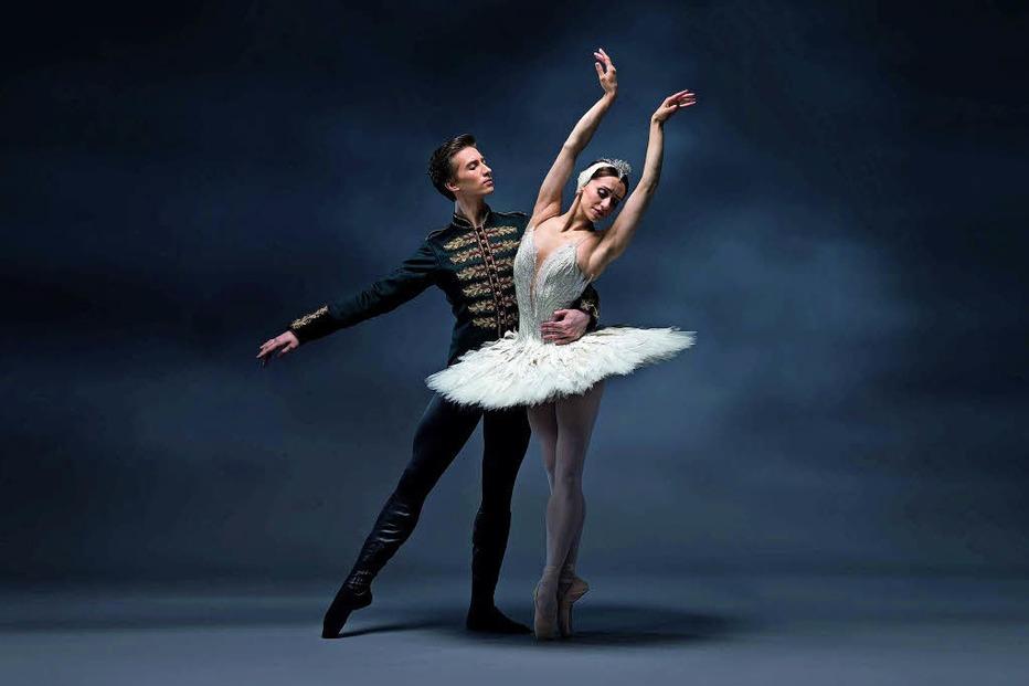 """""""Schwanensee"""" live aus dem Royal Ballett im Union Filmtheater Lörrach - Badische Zeitung TICKET"""
