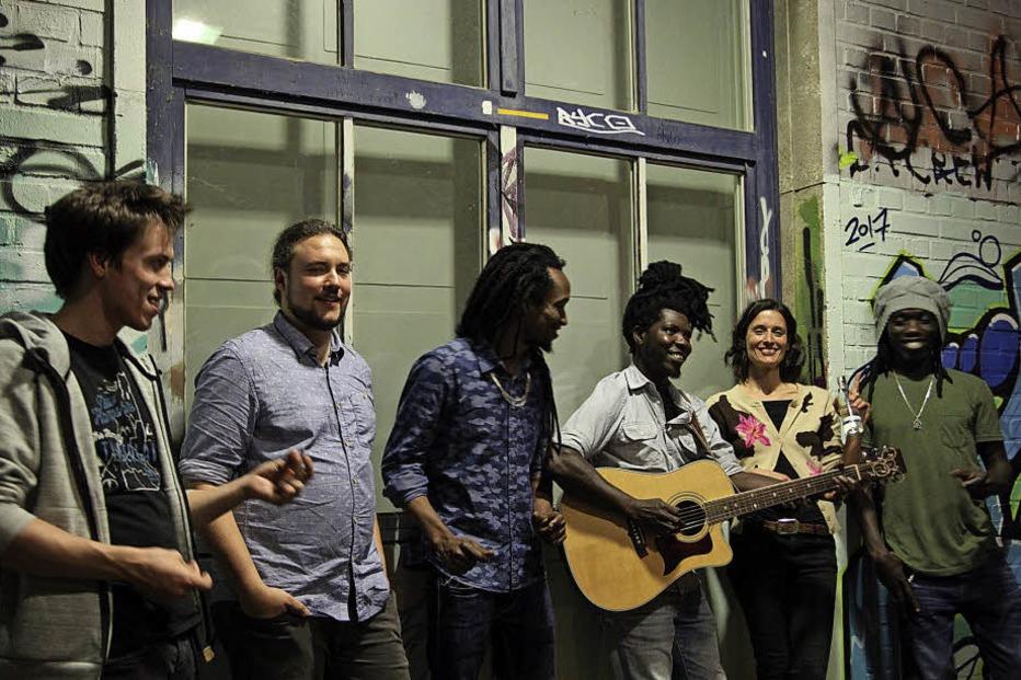Afrobeats und argentinischer Rap am 9.6. auf dem Grethergelände Freiburg - Badische Zeitung TICKET
