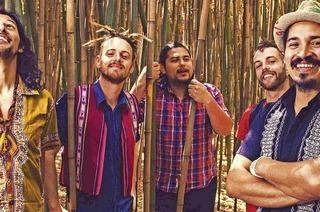 Sommerparty. Cumbia, Mestizo, Raggae