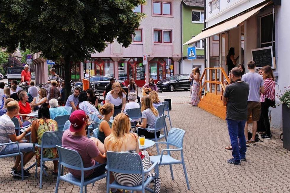 Die Eismanufaktur (Herdern) - Freiburg