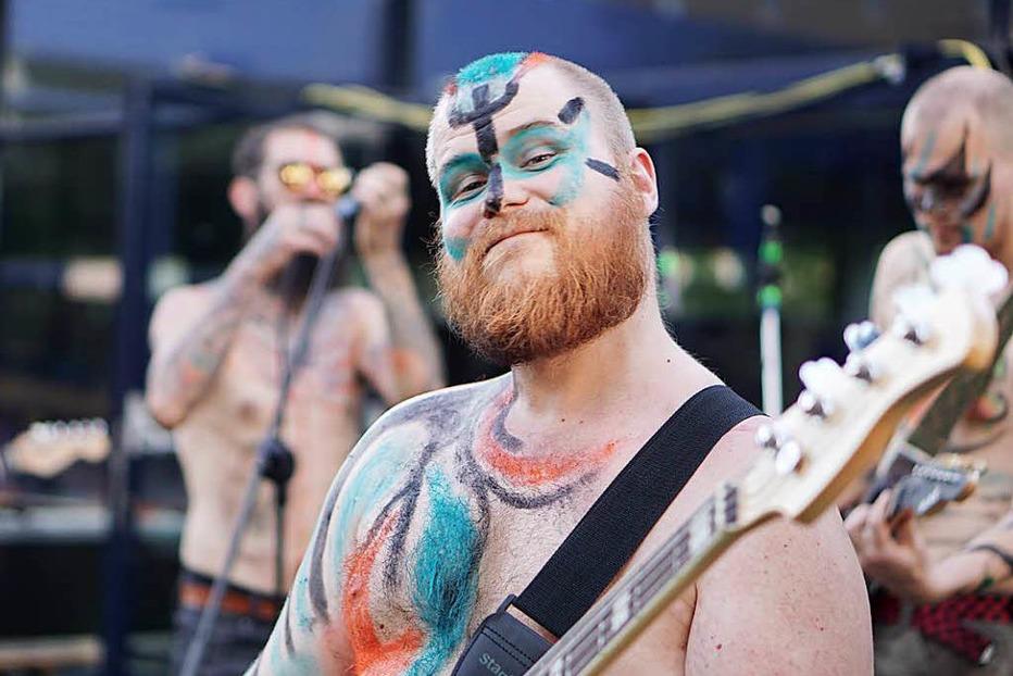 """Fotos: So entspannt war es beim Mitmach-Musikfestival """"Freiburg stimmt ein"""""""