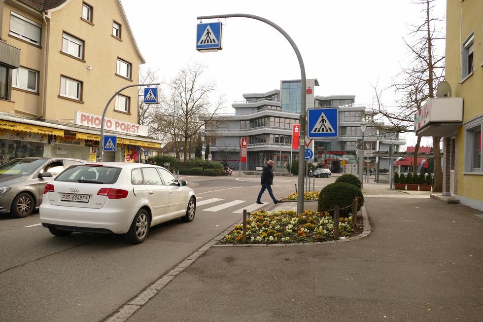 Hauptstraße - Weil am Rhein