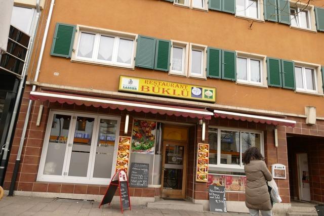 Grillhaus-Restaurant Büklü