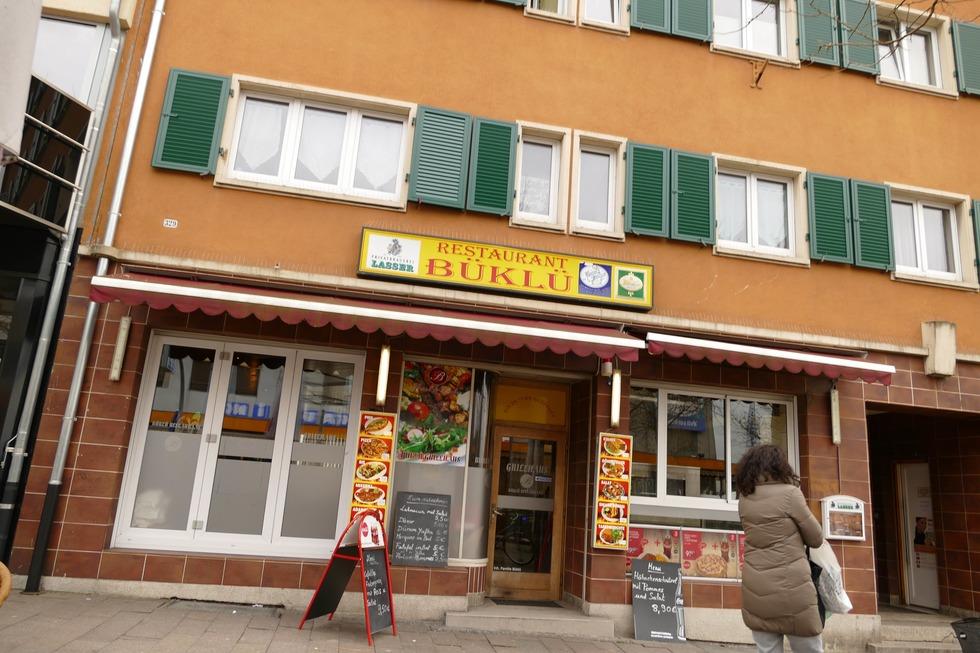 Grillhaus-Restaurant Büklü - Weil am Rhein