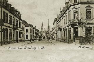 """Das Gasthaus """"Goldener Anker"""" in Freiburg wird 125 Jahre alt"""