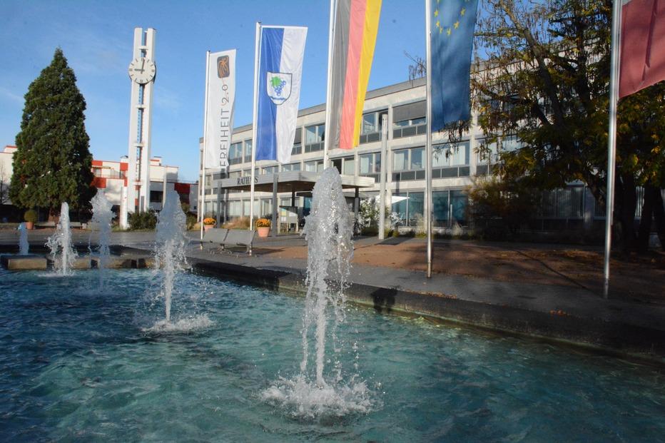 Rathaus - Weil am Rhein