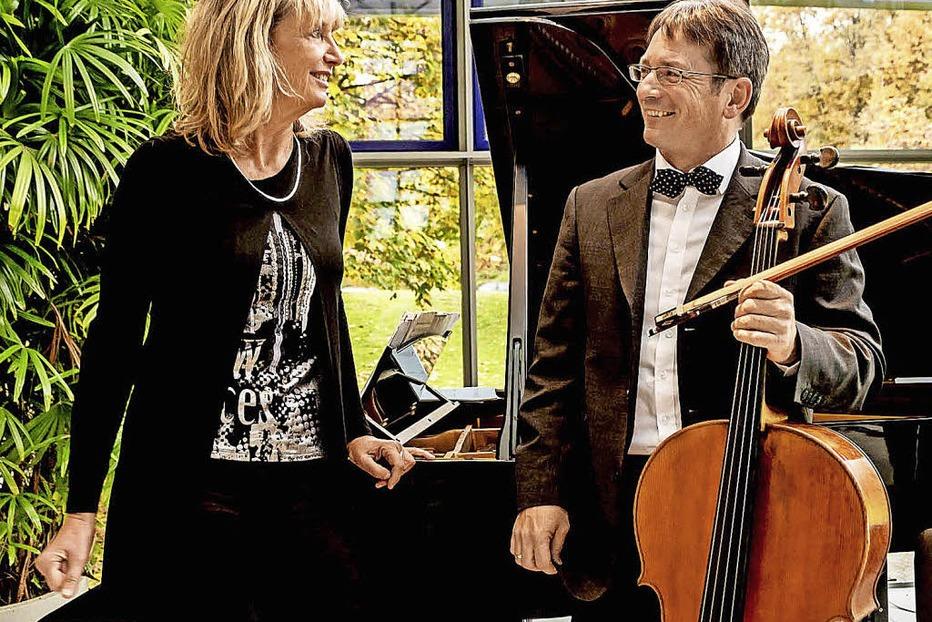 Pianistin Susanne Götz undUrs Läpple zu Gast in Obereggenen - Badische Zeitung TICKET
