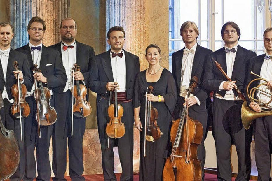 Concilium Musicum Wien in St. Blasien - Badische Zeitung TICKET